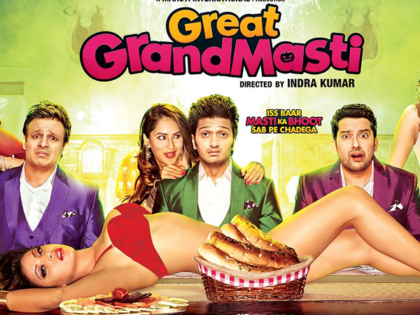 'Great Grand Masti' Movie Review: Riteish and Urvashi's act is worth a watch
