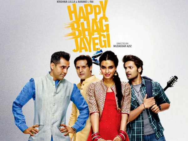 'Happy Bhag Jayegi': Here's how the director got the idea about the film