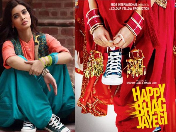 'Happy Bhag Jayegi' trailer is out and it's a laugh riot!