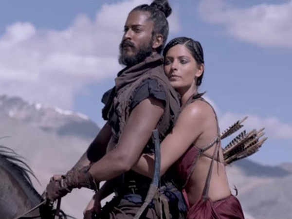 Saiyami Kher thought Harshvardhan Kapoor would be a filmy brat