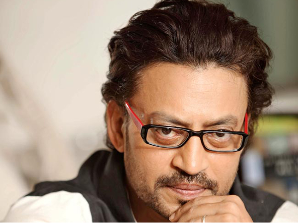 Irrfan Khan's take on the race to be at number one slot