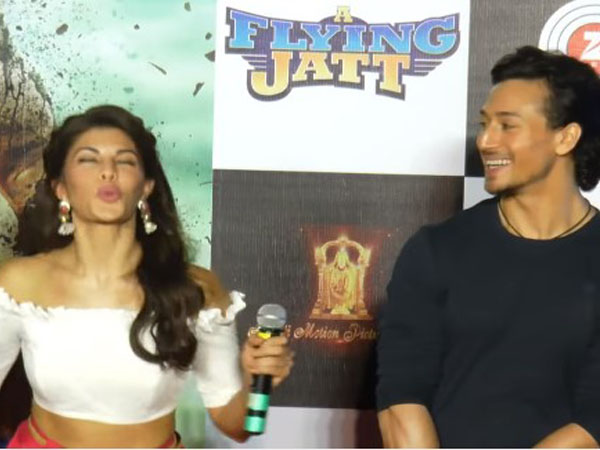 Whom did Jacqueline Fernandez wish to kiss?