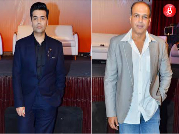 Pics: Karan Johar, Ashutosh Gowariker at talentNext App launch event