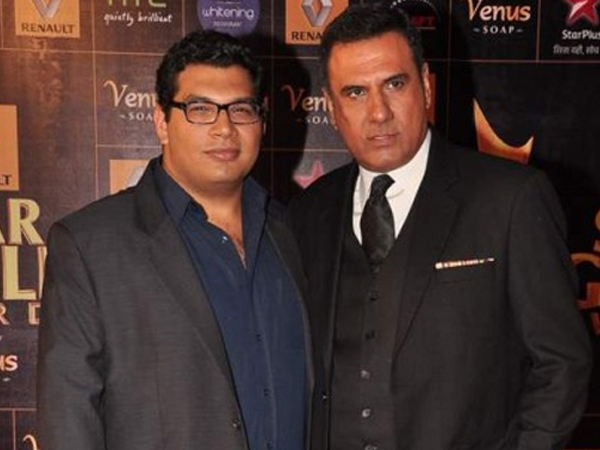 Boman Irani shares 'professional' relation with son on his upcoming film's set