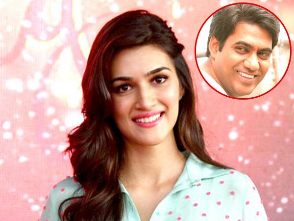 Kriti Sanon has the sweetest thing to say on Sabbir Khan's birthday