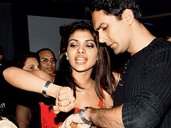 Priyanka Chopra and Aseem Merchant