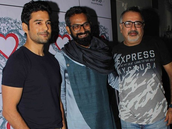 Rajkummar Rao and Rajeev Khandelwal grace art director Saini Johray's birthday bash