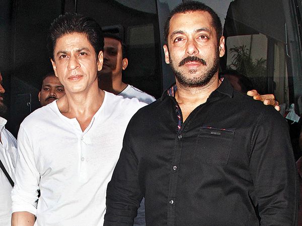 Shah Rukh Khan say about Salman Khan's 'raped woman' remark