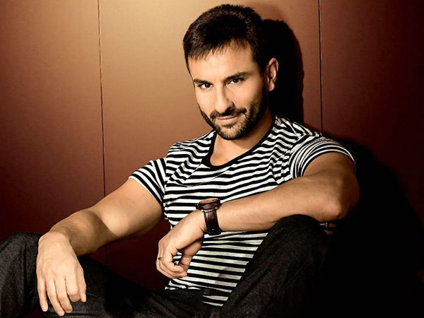 Saif Ali Khan back on the sets of 'Kala Kanti'