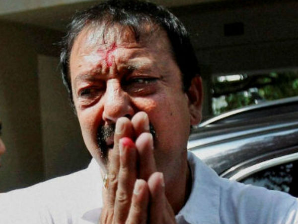 Sanjay Dutt's bizarre behaviour with the media on his birthday