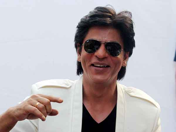 Shah Rukh Khan is glued to this TV series