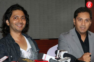 Press conference regarding the plagiarism row over short film 'Kriti'