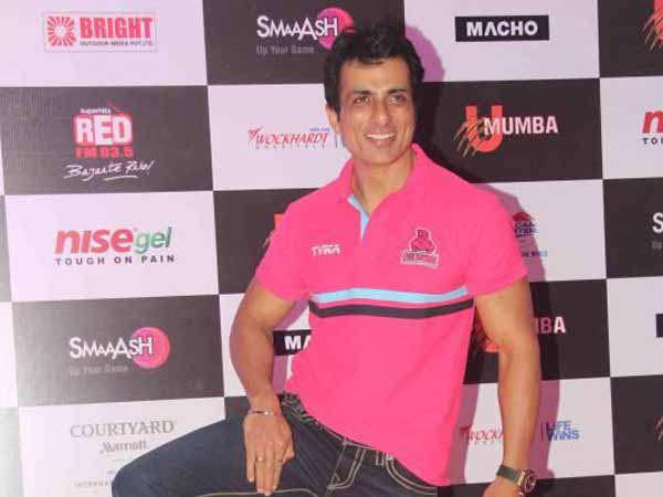 Sonu Sood named ambassador of Delhi franchise of Pro Kabaddi League