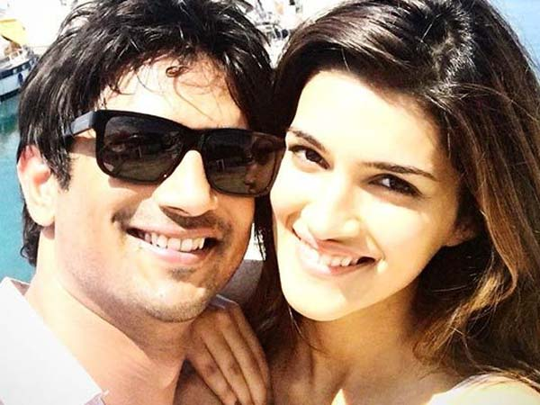 'Raabta' makers offended with Sushant Singh Rajput-Kriti Sanon dating rumours?