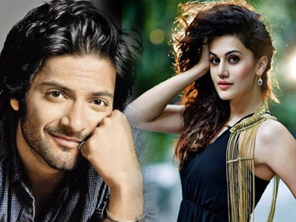 Ali Fazal & Taapsee Pannu say no to piracy