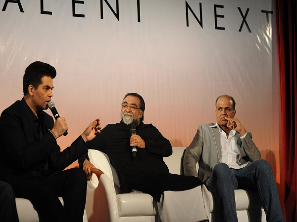 Karan Johar and Ashutosh Gowariker launch Talent Next