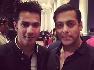 WATCH: Varun Dhawan's funny reaction on Salman Khan's marriage date