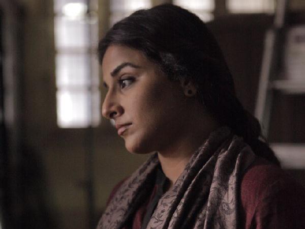 Thriller genre is evolving, says Vidya Balan