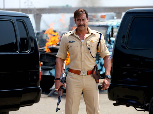 Pics: Bollywood movies that portrayed cops in a good light