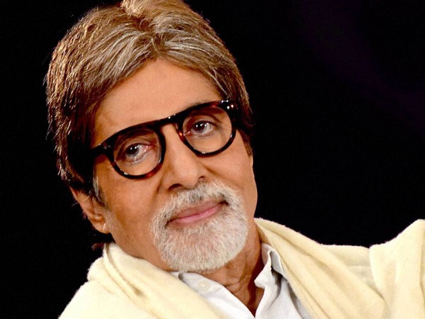 Amitabh Bachchan to dub for Steven Spielberg's BFG's Hindi version