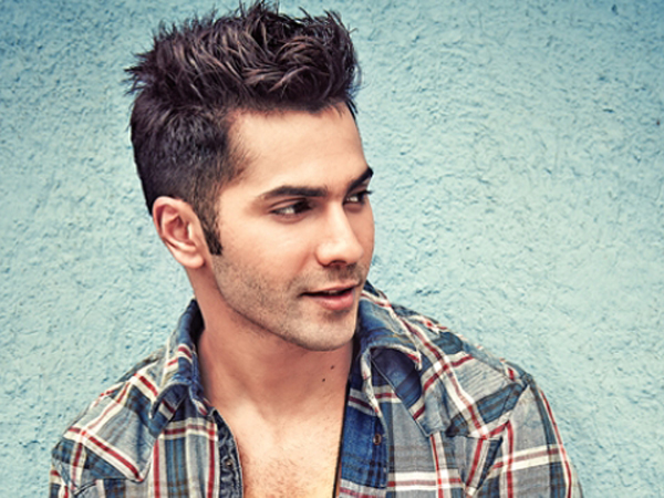 Varun Dhawan has a fitting response to questions on his personal life