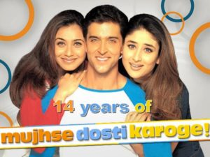 Exclusive: Kunal Kohli celebrates 14 years of 'Mujhse Dosti Karoge'