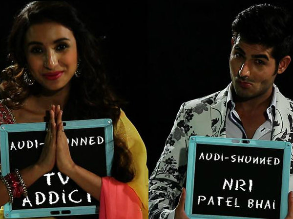 EXCLUSIVE: Watch Omkar Kapoor-Patralekha starrer short film, 'Audi-Shunned'