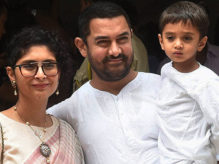 Aamir Khan attends an event to spread awareness about surrogacy