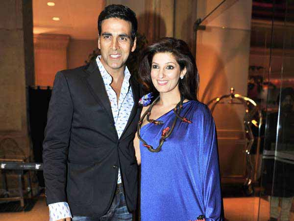 Akshay Kumar and Twinkle Khanna celebrate Friendship's Day in a funky style