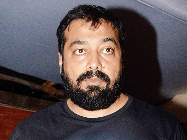 Anurag Kashyap blames censor board for stalling his career
