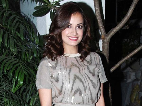 Dia Mirza is all praise for rom com 'Happy Bhag Jayegi'