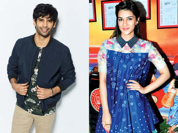 Here's what Gaurav Arora has to say about working with Kriti Sanon