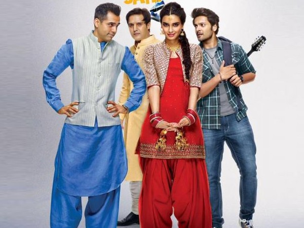 'Happy Bhag Jayegi' has a low first Monday business