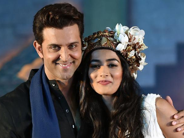 How sweet! Hrithik Roshan announces Pooja Hegde's Dubsmash debut!