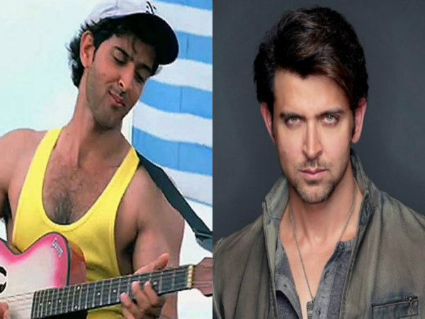 In pictures: See how these Bollywood actors have changed in looks from their debut film