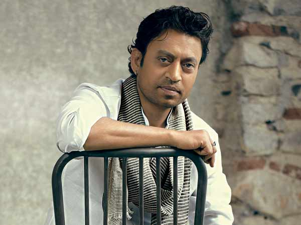 Awesome! Irrfan Khan felicitated with the 'Entertainer Of The Year' Award