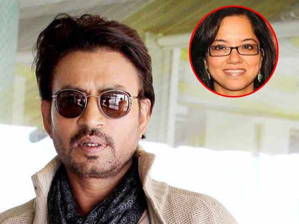 Irrfan Khan to collaborate with Tanuja Chandra for a film