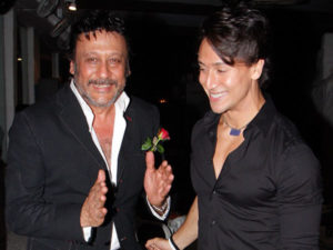 Jackie Shroff shows off his moves on son Tiger Shroff's song 'Beat Pe Booty'