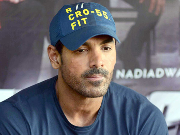 John Abraham's 'Dishoom' poster faces issues of removal from an NGO