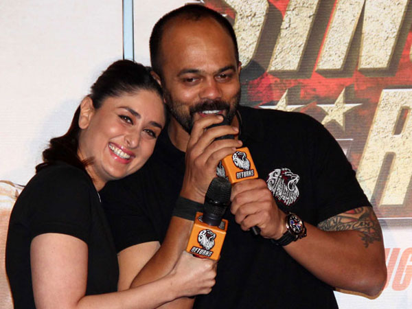 Rohit Shetty plans to rope in Kareena Kapoor Khan for a song in 'Golmaal 4'