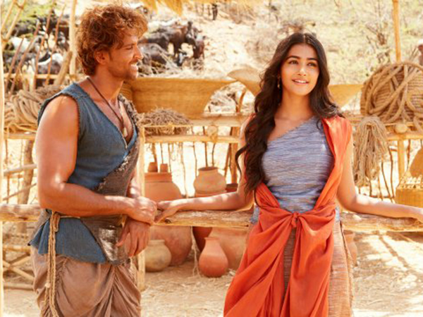 'Mohenjo Daro' mints average amount of money on first day