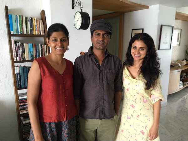 Nandita Das, Nawazuddin Siddiqui begin work on 'Manto'