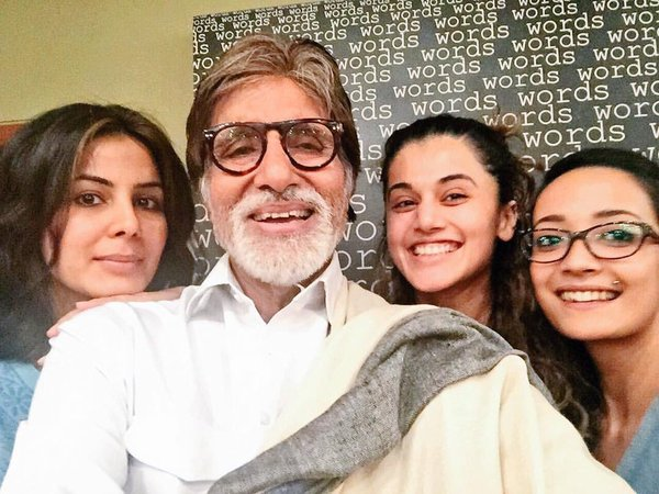 Amitabh Bachchan starrer 'Pink' is not inspired by Nirbhaya case