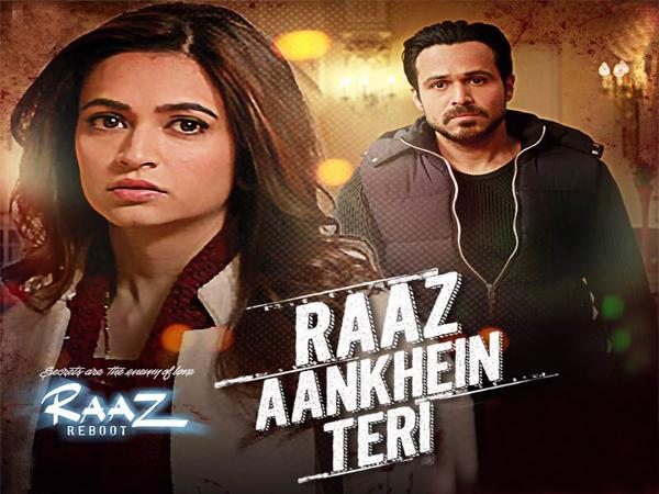 Watch: The Haunting number 'Raaz Aankhein Teri' from 'Raaz Reboot'