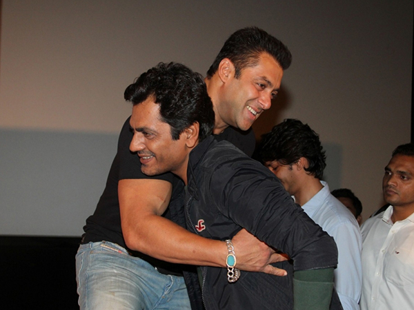 Here's what Salman Khan has to say about Nawazuddin Siddiqui