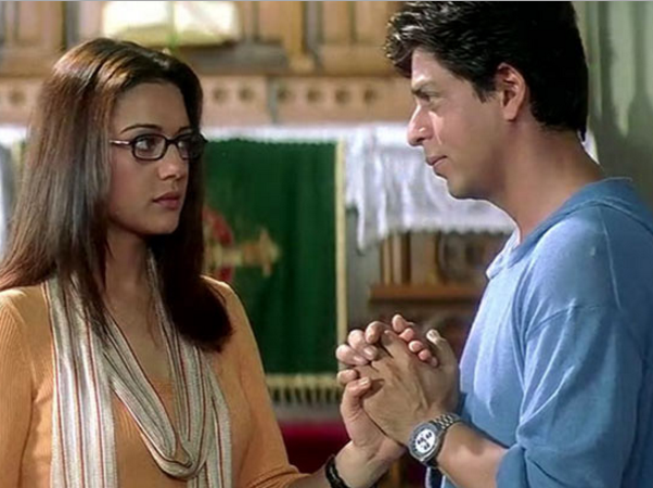 Oops! Shah Rukh Khan forgets to thank Preity Zinta on #18yearsofdilse, but makes up for it