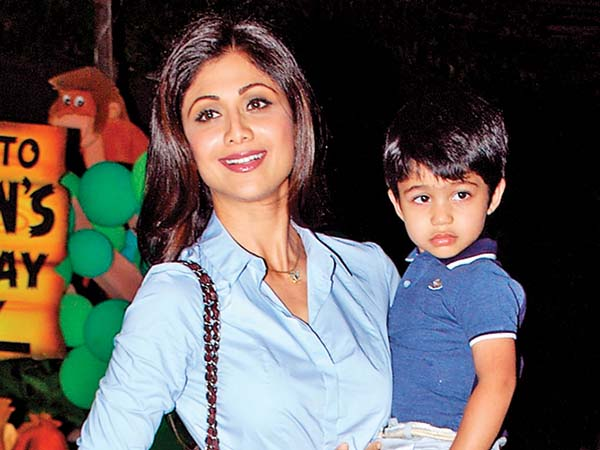 This is why Shilpa Shetty does not allow her son to watch television