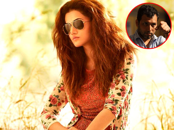 After 'Baby', Taapsee Pannu and Neeraj Pandey team up for 'Meera'