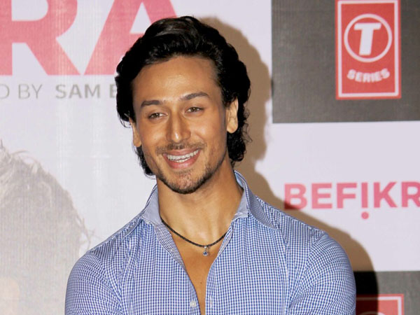 Tiger shroff reveals why he won t get inked ever for Tiger shroff tattoo