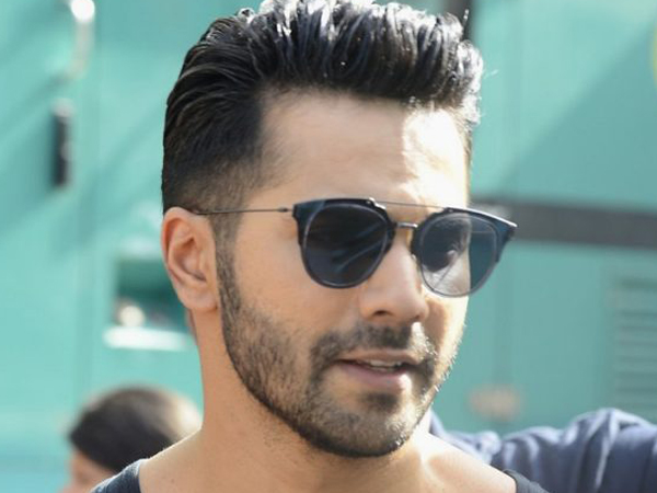 Check Out Varun Dhawan S New Hairdo Has Taken The